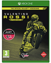 XBOne Valentino Rossi The Game
