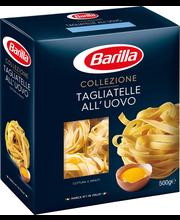 Barilla Tagliatelle durumvehnästä valmistettu nauhapasta 500g