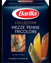 Barilla 500g Mezze Penne Tricolore