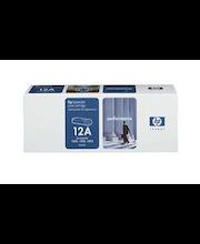 HP 12A musta laserjet värikasetti