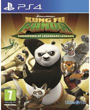 PS4 Kung Fu Panda: Showdown of Legendary Legends