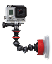 Joby Suction Cup & Gorillapod Arm actionkamerajalusta