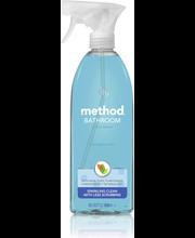 Method Eucalyptusmint puhdistussuihke kylpyhuoneeseen 828 ml