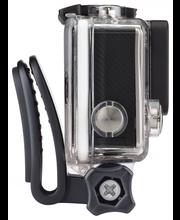 GoPro Headstrap + QuickClip otsanauhakiinnike