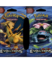 Pokemon XY Evolutions ...