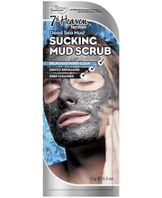 MJ 15g Dead Sea Sucking Mud Scrub