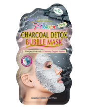 Mj charcoal detox bubble mask
