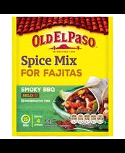 Old El Paso 30g Fajita Spice Mix maustesekoitus