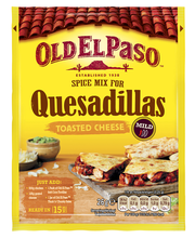 Old El Paso 26g Quesadilla Spice Mix maustesekoitus