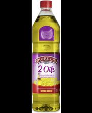 Borges 1L Rypsi- ja neitsytoliiviöljy sekoitus