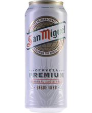 San Miguel 4,5% 0,5L t...