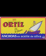 Sardelli Oliiviölj