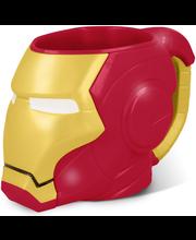 3d muki iron man