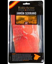 Ridderheims Valent 100g Serranokinkku
