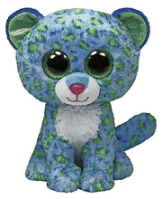 Ty Leona sininen leopardi pehmo 22 cm
