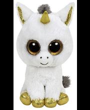 Ty Pegasus valkoinen yksisarvinen pehmo 15 cm