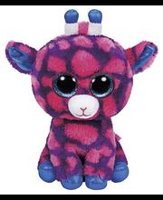 Ty Sky High vaaleanpunainen kirahvi pehmo 22 cm