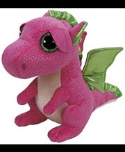 Ty Darla vaaleanpunainen lohikäärme pehmo 22 cm
