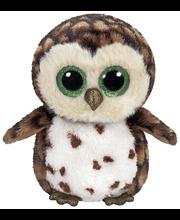 Ty Sammy ruskea pöllö pehmo 15 cm