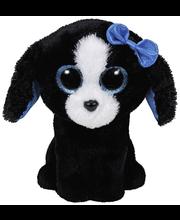 Ty Tracey mustavalkoinen koira pehmo 15 cm