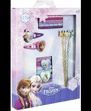 Frozen hiusasustelaatikko