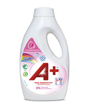 A+ 880ml Sensitive Color pyykinpesuneste