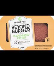 Beyond Meat Beyond Burger paistettava herneproteiinipohjainen kasvispihvi 2kpl/227g