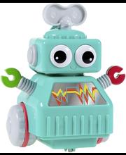 Wind-Up Robotic Buddies