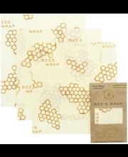 Bee's wrap 3-pak medium