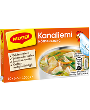 Maggi 10kpl/100g Kanal...