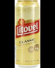 Litovel Classic 4,2% 0,5 l tölkki