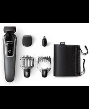 Philips QG3334/15 trimmeri parralle ja hiuksille
