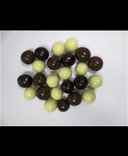 Suklaahasselpähkinäsekoit