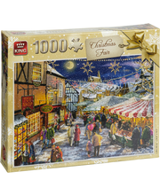 Christmas fair 1000 pcs