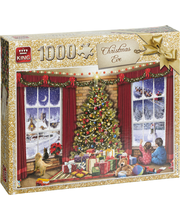 Christmas eve 1000 pcs