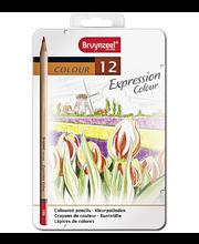 Bruynzeel expression värikynät 12 kpl