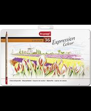 Bruynzeel expression värikynät 36 kpl