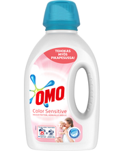 Omo 1000ml Color Sensitive