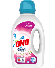 Omo 1000ml Strawberry & Lily kiss