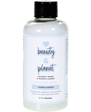Love Beauty and Planet 100ml Volume and Bounty hoitoaine