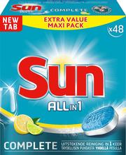 Sun 48 tab All-in-one Lemon