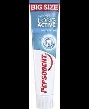 Pepsodent 125ml hammastahna Long Active White Fresh