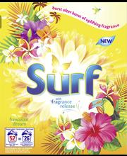 Surf 1.61 KG Hawaiian Dream Pyykinpesujauhe