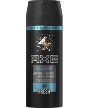 Axe 150ml Deo Spray Collision Leather & Cookies