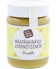 Nuts about Nature Maapähkinävoi Creamy 340 g