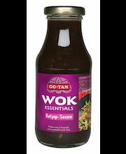 Go-Tan 240ml ketjap sesam wok-kastike