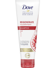 Dove 250ml Advanced Regenerate Nourishment Shampoo