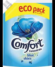 Comfort 630ml Blue skies huuhteluaine täyttöpakkaus