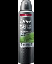 Dove Men+Care 150ml AP Spray Mineral&Sage