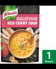 Knorr 390g Punainen Currykeitto kanalla